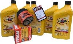 Filtr + olej PENNZOIL 5W30 Pontiac Grand Prix