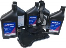 Filtr + olej ACDelco skrzyni biegów Chevrolet Suburban -2009