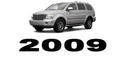 Specyfikacja Chrysler Aspen 2009