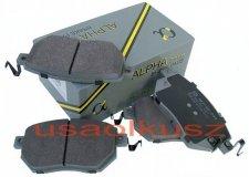 Klocki hamulcowe przednie Infiniti FX35 / FX45 -2005