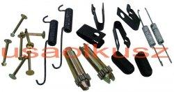 Sprężynki szczęk hamulca postojowego zestaw montażowy Jeep Wrangler Rubicon 2003-2006