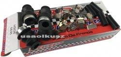 Zestaw montażowy prowadnic przednich zacisków hamulcowych GMC Jimmy 1997-