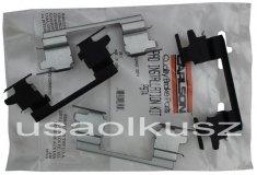 Zestaw montażowy tylnych klocków D974 Chevrolet Avalanche 1500 RWD 2003-2006
