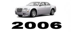 Specyfikacja Chrysler 300C 2006