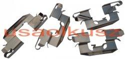Zestaw montażowy tylnych klocków hamulcowych Lincoln MKX -2010