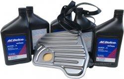 Filtr + olej ACDelco skrzyni biegów 4L60-E GMC Jimmy