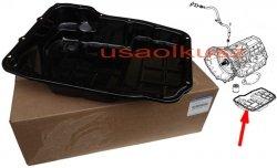 Oryginalna MOPAR misa oleju skrzyni biegów 45RFE Dodge Durango 2000-