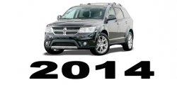 Specyfikacja Dodge Journey 2014