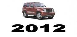 Specyfikacja Jeep Liberty 2012