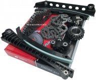 Rozrząd napinacze łańcuchy ślizgi koło zębate wału Lincoln Navigator 5,4 V8 2005-