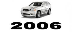 Specyfikacja Jeep Grand Cherokee 2006