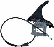 Dźwignia hamulca ręcznego postojowego z linką Fiat Freemont
