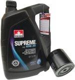 Filtr + olej SUPREME 10W30 Dodge Intrepid