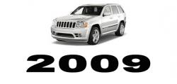 Specyfikacja Jeep Grand Cherokee 2009