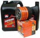 Filtr oleju FRAM PH16 oraz olej SUPREME 10W30 Eagle Vision