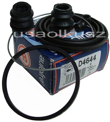 Zestaw naprawczy przedniego zacisku hamulcowego Lexus RX300 1998-2003