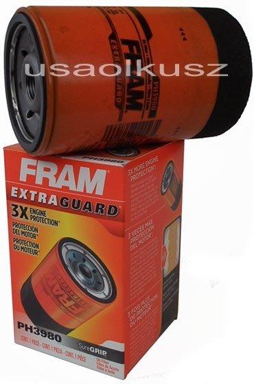 Filtr oleju silnika FRAM Oldsmobile Silhouette 3,1