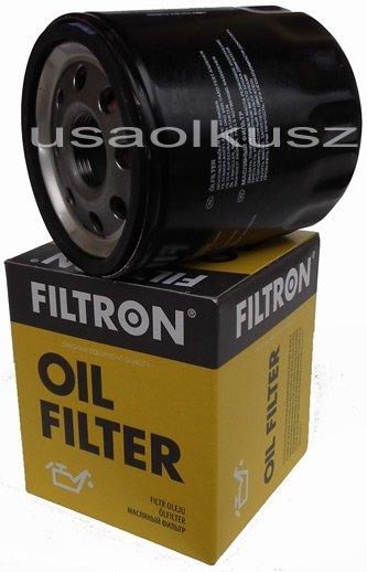 Filtr oleju silnika Dodge Challenger