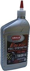 Syntetyczny olej przekładniowy z dodatkiem SAE 75W-85W-140 U.S. QUART
