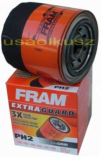 Filtr oleju silnika FRAM Ford Ranger 4,0 V6 2001-