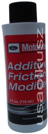 Dodatek do oleju mostu Motorcraft XL-3 modyfikator tarcia Ford