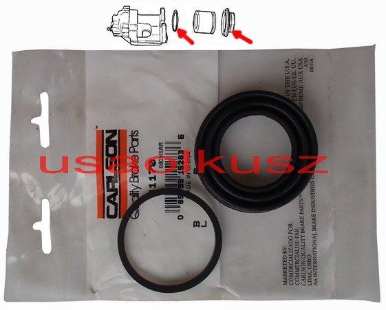 Zestaw naprawczy tylnego zacisku hamulcowego Hummer H3