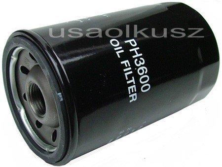 Filtr oleju silnikowego Chrysler Neon SRT4 2,4 Turbo