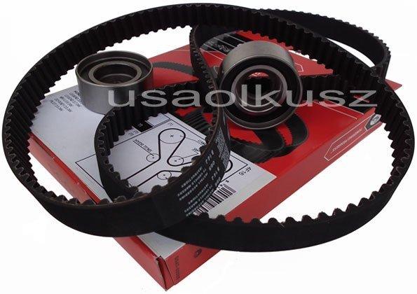 Pasek oraz rolki rozrządu silnika Acura RDX