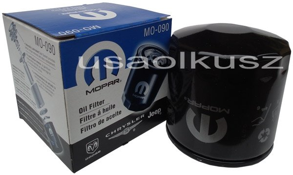 Oryginalny filtr oleju silnika MOPAR MO-090 Chrysler 300C -2008