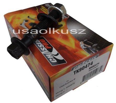 Śruba regulacji kąta pochylenia koła przedniego - mimośród 14mm Dodge Neon