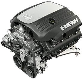 SILNIK 5,7 V8 2009-