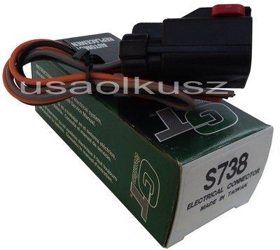 Wtyczka wiązka czujnika PC146K Chrysler Cirrus 2,0 16V