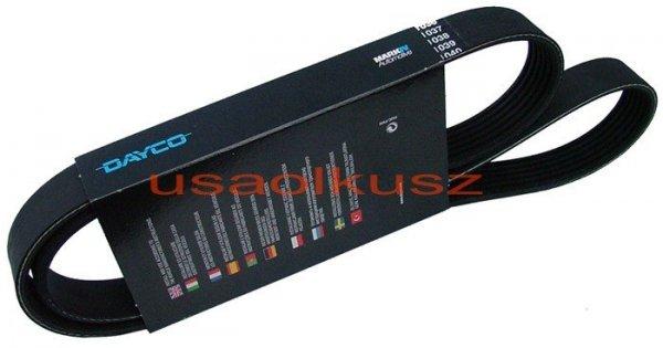 Pasek wielorowkowy MICRO GMC Sierra -2007