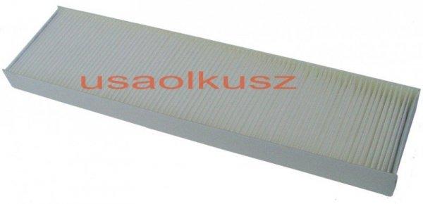 Filtr kabinowy przeciwpyłkowy Suzuki XL7 2007-2009