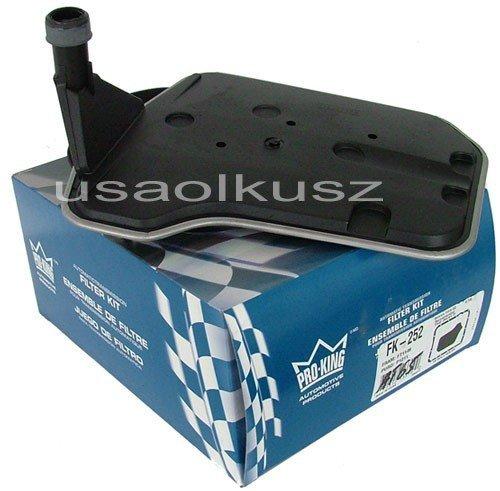 Filtr oleju automatycznej skrzyni biegów 4L60-E Chevrolet Astro