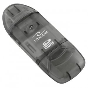 Czytnik kart SDHC/MicroSDHC Titanum TA101K (SDHC Pen Drive)