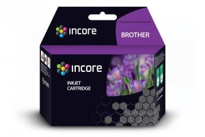 Tusz INCORE do Brother (LC1100M) Magenta 25 ml