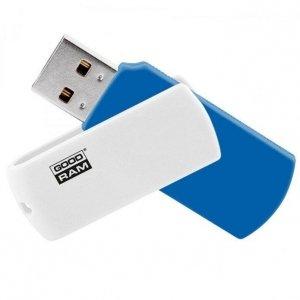 Pendrive GOODRAM UCO2 32GB USB 2.0 White-Blue