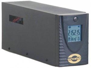 Zasilacz awaryjny UPS ORVALDI 600 LCD Line-Interactive