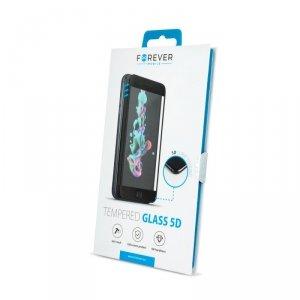 Forever szkło hartowane 5D do iPhone 6 / 6s biała ramka