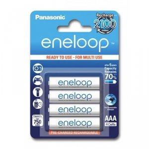 Panasonic Eneloop R03/AAA 750mAh akumulator – 4 szt blister