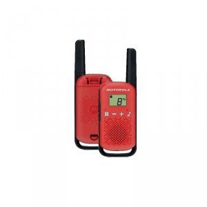 Motorola Talkabout T42 dwupak czerwony