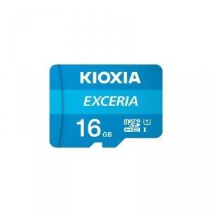 Kioxia 16GB microSD KIOXIA Exceria (M203) UHS I U1 with adapter