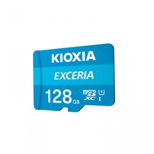 Kioxia 128GB microSD KIOXIA Exceria (M203) UHS I U1 with adapter