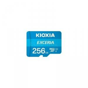Kioxia 256GB microSD KIOXIA Exceria (M203) UHS I U1 with adapter