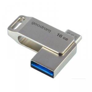 Goodram pendrive 16GB ODA3 USB 3.2 srebrny
