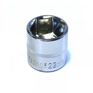 Nasadka sześciokątna 3/8` 22mm