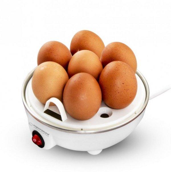 Jajowar Esperanza Egg Master EKE001 biały