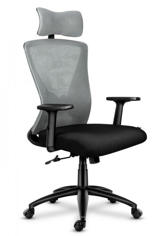 Fotel biurowy obrotowy MarkAdler Manager 3.0 Dark Grey