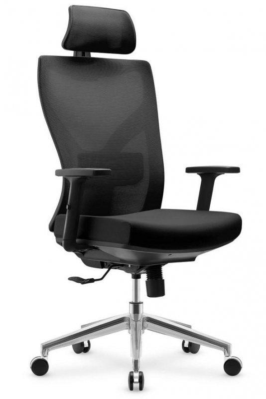 Fotel biurowy obrotowy MarkAdler Expert 4.5 Black